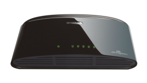 D-Link 5-Port Desktop Switch DES-1005D