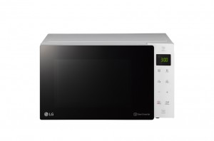 LG 4in1 Microwave Oven 25 L 1700 W with Grill - White - MH6535GISW