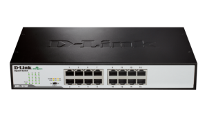 D-Link 16-Port Gigabit Switch DGS-1016D
