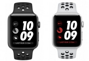 Apple Watch Nike+ Series 3 42mm Sport Band Smartwatch