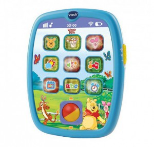 VTech Winnie the Pooh: Pooh & Friends Tablet - 157503
