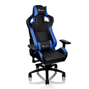 Thermaltake TteSPORTS Gaming Chair GT-Fit 100 - GC-GTF-BLMFDL-01