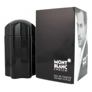 Mont Blanc Emblem Eau De Toilette Spray - 100ml