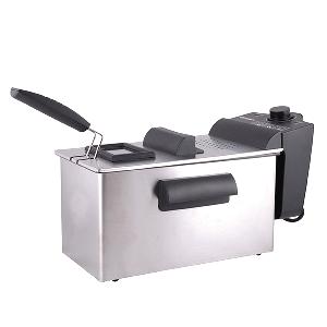 Elekta 3.5L Stainless Steel Deep Fryer EDF-802SS