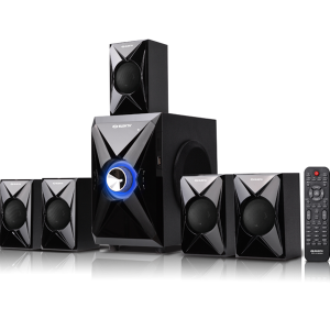 Elekta 5.1 Channel DVD Home Theater System