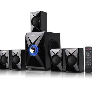 Elekta 5.1 Channel DVD Home Theater System