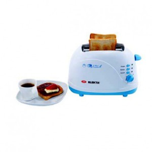 Elekta 2 Slice Toaster W/ Cool Touch ET-252