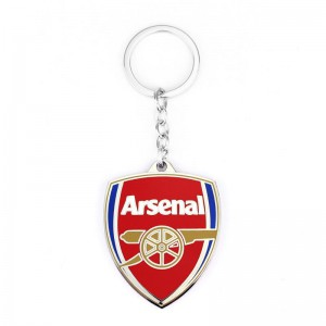 Arsenal Football Team Logo Alloy Key Chain