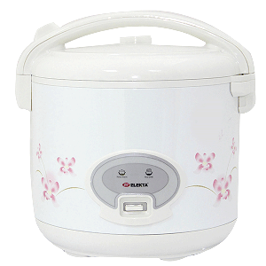 Elekta 2.8L Rice Cooker with Steamer ERC-285MKII