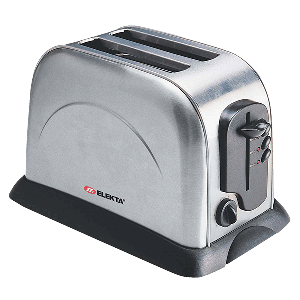 Elekta 2 Slice Stainless Steel Toaster ET-272SSMKII