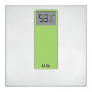Laica PS1045E Electronic Personal Scale Green