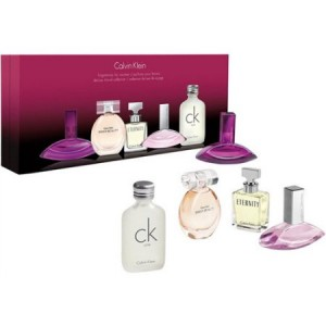 Calvin Klein - Lad Travel Miniature Collection For Women - 10403