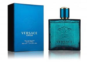 Versace Eros Eau De Toilette for Men - 100ml