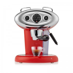 Francis Francis X7.1 iperEspresso Machine (Red)