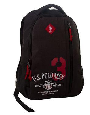 """US POLO Back Pack Dark Gray 17"""" - PLÇAN6320"""
