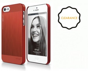 Elago S5 Outfit Matrix Aluminum and Polycarbonate Dual Case for iPhone 5/5S/SE