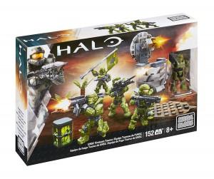 Mega Construx Halo UNSC Fireteam Taurus
