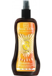 Peau d'Or SPF 6 Spray Milk lotion with Premium Bronzer (250ml) PHAPED600566