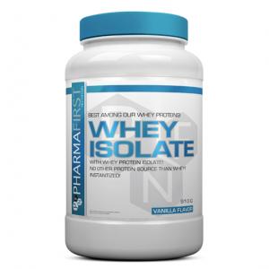 PharmaFirst Whey Isolate - Vanilla Flavour - 1820 g