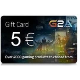 G2A Gift Card 5$