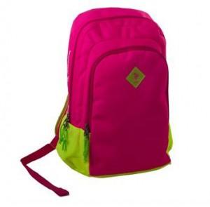 "US POLO Back Pack Pink 18"" - PLÇAN6347"