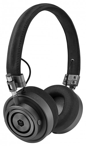 Master & Dynamic MH30 On Ear Headphone - Gunmetal/Black