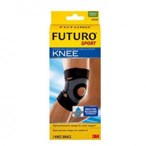 Futuro Sport Moisture Control Knee Support - Medium - 45696