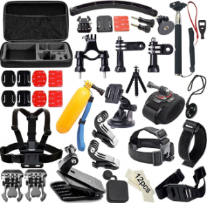 Kamkit GoPro Accessories Kit (CAGK05)