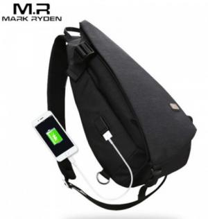 Mark Ryden Sling 9.7 Inch Cross Body Lightweight Casual Bag With USB Port