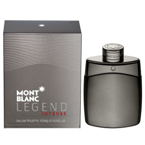 Mont Blanc Legend Intense EDT For Men - 100 ml