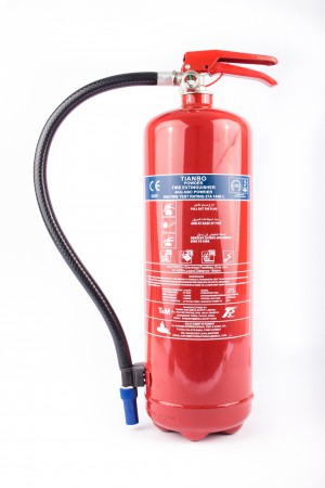 TIANBO 4Kg Dry Powder Fire Extinguisher TMPD4