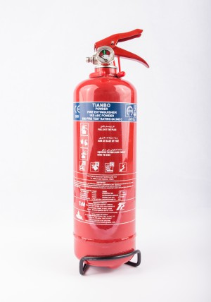 TIANBO 1kg Dry Powder Fire Extinguisher TMPD1