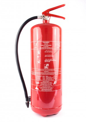 TIANBO 9 Liter Water Gas Fire Extinguisher