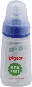 Pigeon Plastic Bottle SN 120Ml BPA Free