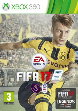 FIFA 17 (Eng) (PAL) for Xbox