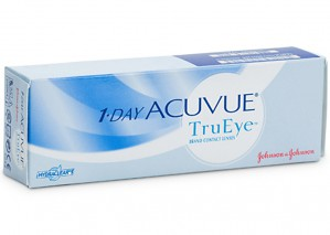 ACUVUE DAILY TRUEYE POWER LENS