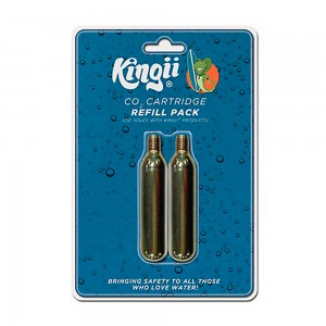 Kingii 2 Refill Cartridges Cylinder