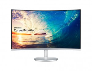 """Samsung 27"""" FHD Curved Monitor - LC27F591FDMXUE"""