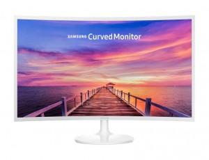 "Samsung 32"" FHD Curved Monitor - LC32F391FWMXUE"
