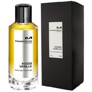 Mancera- Roses Vanille Eau De Parfum For Women, 120 ml