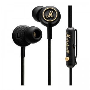 Marshall Headphone MODE EQ Headphones - Black