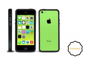 Photive Hybridr Bumper Case for iphone 5 / 5s - Green