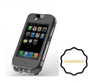 PaleKai Waterproof Case for iPhone 4/4s