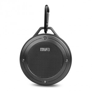 MIFA F10 IP56 dust proof and IPX6 waterproof Outdoor Bluetooth 4.0 Speaker Grey