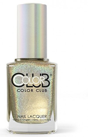 Color Club Halo Hues 2015 Collection 1091 Star Light, Bright Nail Polish