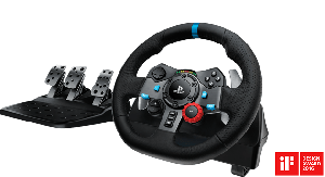 Logitech Driving Force G29 Racing Wheel for PS4, PS3 and PC ( 941-000113)