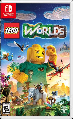 Nintendo Switch Lego World (Pal)