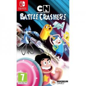 Nintendo Switch Cartoon Network Battle Crashers (Pal)