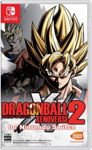 Nintendo Switch Drangon Ball Xenoverse 2 (Pal)
