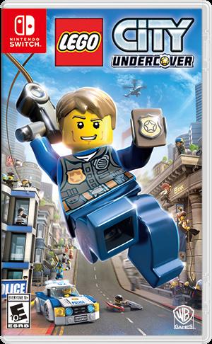 Nintendo Switch Lego City Undercover (US)